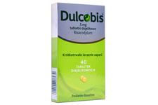 DULCOBIS 40 tabletek