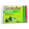 GINKOFAR FORTE 80 mg 60 tabletek