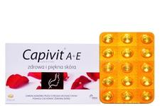 CAPIVIT A+E 30 kapsułek