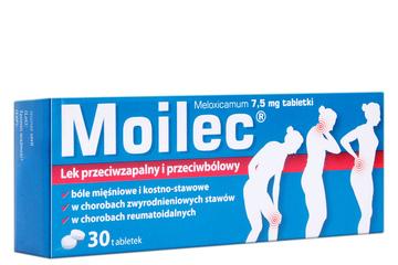 MOILEC 7,5 mg 30 tabletek