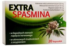EXTRASPASMINA 20 kapsułek