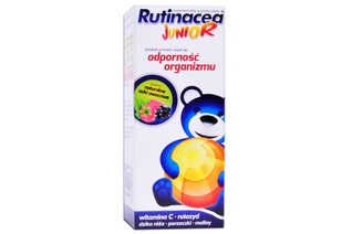 RUTINACEA JUNIOR  100 ml syrop