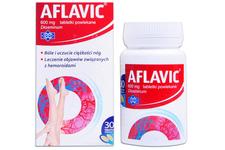 AFLAVIC 600 mg 30 tabletek