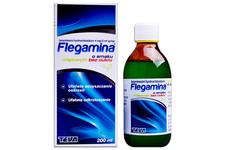 FLEGAMINA SMAK MIĘTOWY BEZ CUKRU 4mg/5ml 200 ml syrop