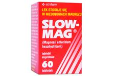 SLOW-MAG 60 tabletek