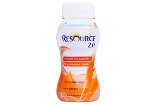 RESOURCE 2.0 SMAK MORELOWY 4x 200 ml