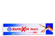 NAPROXEN HASCO 10% 50 g żel