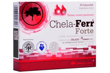 CHELA-FERR FORTE 30 kapsułek