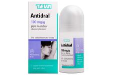 ANTIDRAL 50 ml  roll-on