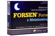 FORSEN FORTE + MELATONINA 30 kapsułek
