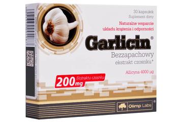 GARLICIN 30 kapsułek