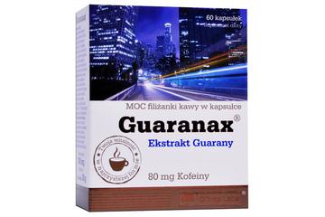 GUARANAX 60 kapsułek