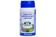 TABLETKI USPOKAJAJĄCE 90 tabletek