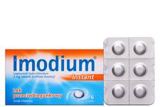 IMODIUM INSTANT 6 tabletek
