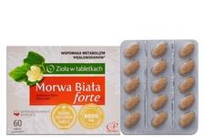 MORWA BIAŁA FORTE 60 tabletek
