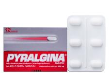 PYRALGINA 12 tabletek