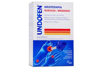 UNDOFEN KRIOTERAPIA KURZAJKI/BRODAWKI 12 aplikacji