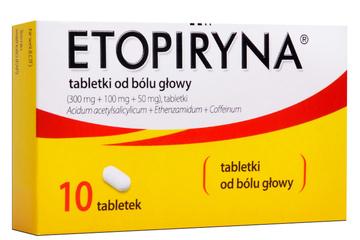 ETOPIRYNA 10 tabletek