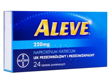 ALEVE 24 tabletki