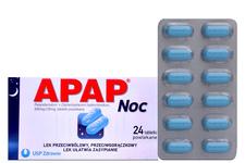 APAP NOC 24 tabletki