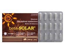 BETA-SOLAR 30 kapsułek
