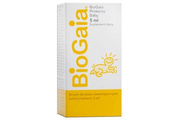 BIOGAIA PROTECTIS BABY 5 ml krople