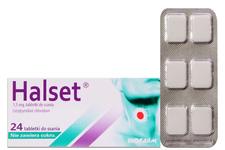 HALSET 1,5 mg 24 tabletki do ssania