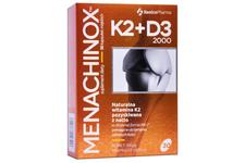 MENACHINOX K2+D3 2000 j.m. 30 kapsułek