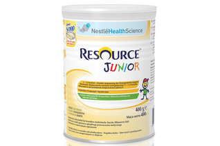 RESOURCE JUNIOR SMAK WANILIOWY 400 g
