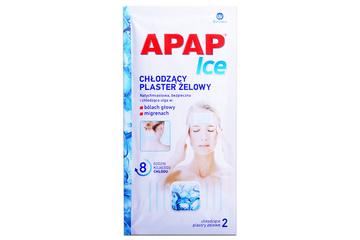 APAP ICE 2 plastry