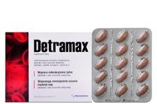 DETRAMAX 60 tabletek
