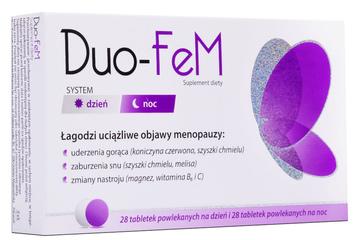 DUO-FEM 56 tabletek