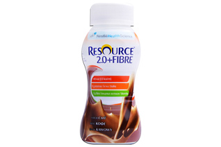 RESOURCE 2.0+FIBRE SMAK KAWOWY 4x 200 ml