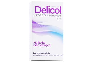 DELICOL 15 ml krople
