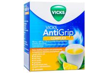 VICKS ANTIGRIP COMPLEX SMAK CYTRYNOWY 10 saszetek